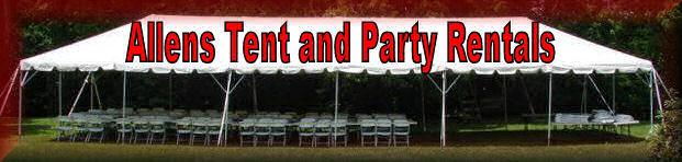 ALLEN'S TENT AND PARTY RENTALS
